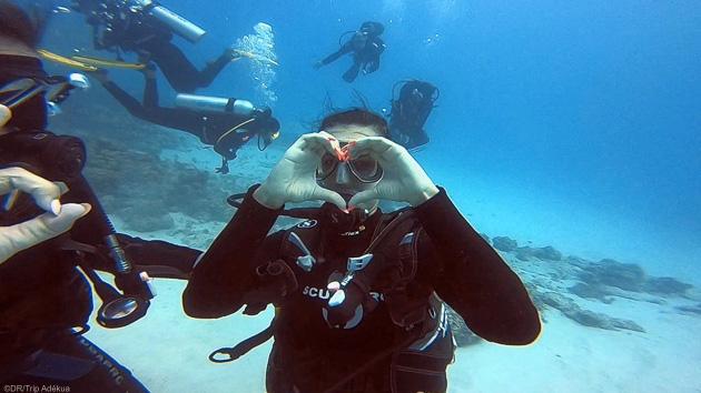 Séjour plongée à l'île Maurice dans l'Océan indien