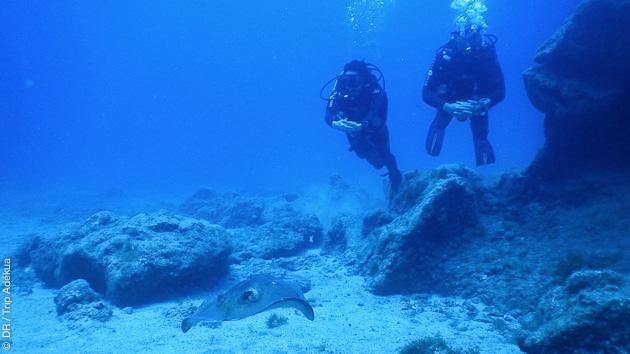 Séjour plongée à Ténérife aux Canaries