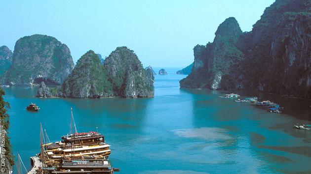 superbes sites de plongée au Vietnam