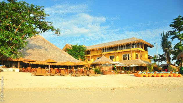 Tout le confort sur des plages de paradis pour votre circuit plongée aux Philippines