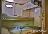 Tout le confort d'un hôtel sur un bateau, pour votre croisière plongée aux Maldives - voyages adékua
