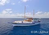 Une croisière de 10 nuits aux Maldives, sur un bateau de charme - voyages adékua