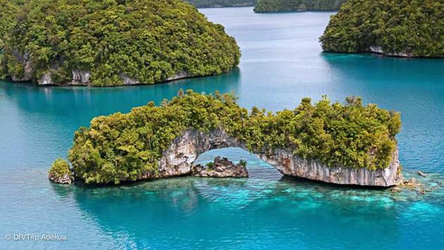 l'archipel du Palau