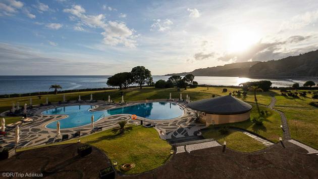 Votre hôtel tout confort face à la mer pendant votre séjour aux Açores
