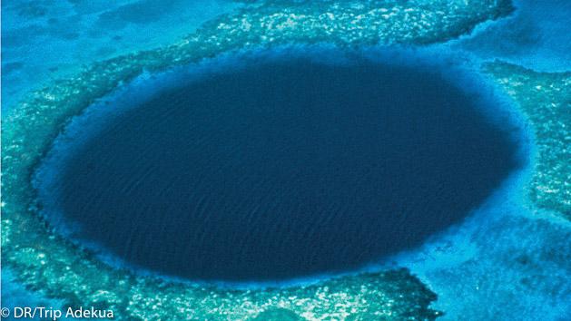 Plongez dans le Blue Hole, une experience inoubliable