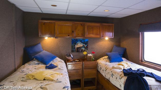 votre bateau de croisière tout confort pour un séjour plongée au Belize
