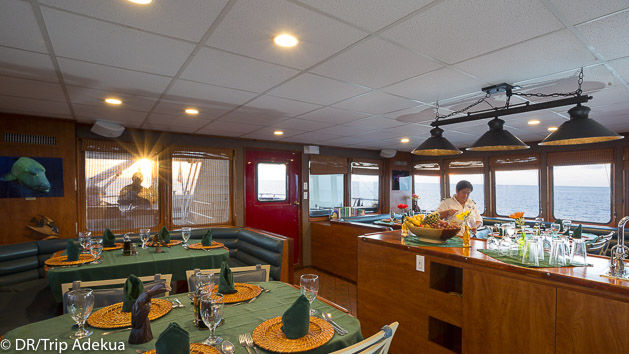 Votre hébergement en bateau de croisière tout confort