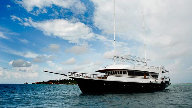 Votre bateau tout confort pour une croisière plongée inoubliable