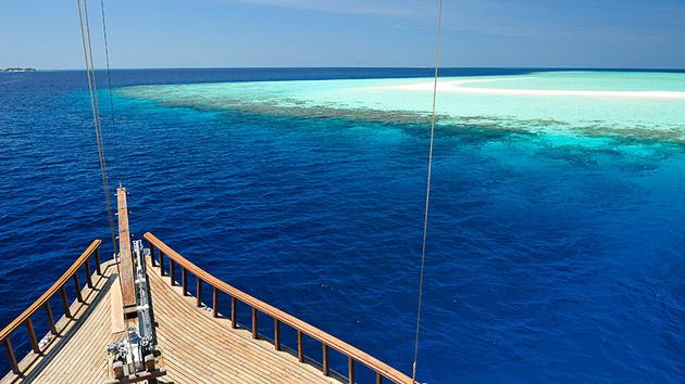 Plongez sur les plus beaux sites de l'archipel des Maldives