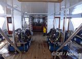 Un bateau spécialement construit et équipé pour la plongée en mer Rouge - voyages adékua