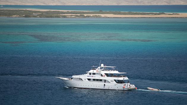 votre bateau pour cette croisière plongée en Egypte