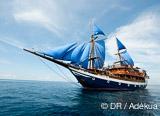 Une croisière plongée au départ de Bali à bord d'un navire traditionnel tout confort - voyages adékua