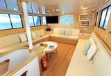 Un bateau pour des excursions équatoriennes naturalistes  - voyages adékua
