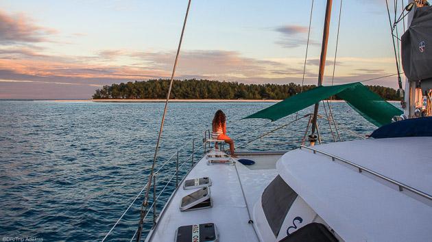 Votre catamaran de luxe pour un séjour plongée tout confort