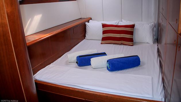 Votre catamaran tout confort pour un séjour plongée inoubliable