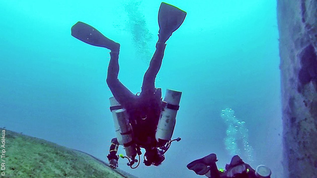 les grandes profondeurs sous-marines grâce au Nitrox