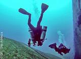 Initiation à la plongée profonde et au nitrox sur les épaves et dans la réserve de Gran Canaria - voyages adékua