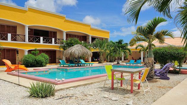 Venez plonger à Bonaire et savouvrer la douceur des Caraïbes