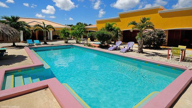 Votre séjour plongée en guesthouse tout confort à Bonaire