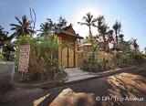 Des vacances plongée au calme, mais près de toutes les activités de l'île de Gili Air - voyages adékua