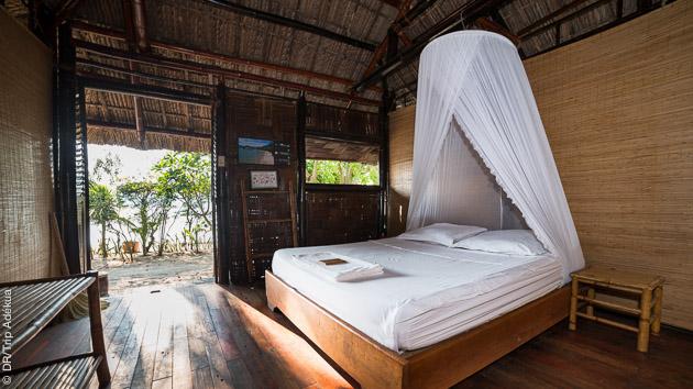 Calme et sérénité dans votre éco-lodge au Vietnam