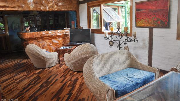 Votre hébergement tout confort pour profiter pleinement de votre séjour