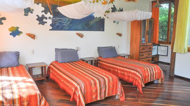 Un séjour plongée en Equateur avec hôtel tout confort