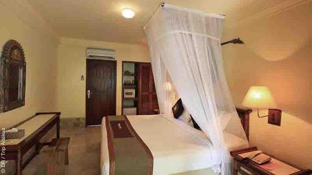 Un séjour plongée VIP avec des hébergements en hôtel tout confort et pension complète