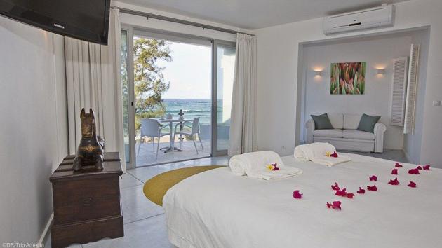 Votre hôtel 3 étoiles idéalement situé face à la mer à Tofo au Mozambique