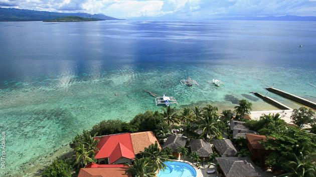 Combinez plongée et détente sur l'archipel des Visayas, aux Philippines