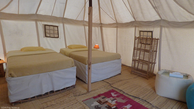 Votre bungalow tout confort pour profiter pleinement de votre séjour plongée