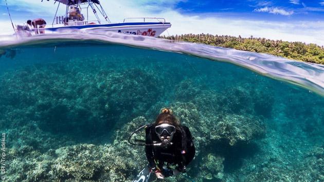 Au coeur du Triangle de Corail, de magnifiques plongées à la découverte de la Papouasie Nouvelle Guinée