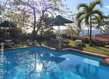 Un hôtel tout confort avec vue sur la baie et le Morne Diablotin pour votre séjour plongée à la Dominique - voyages adékua
