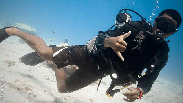 mes superbes plongées aux Seychelles