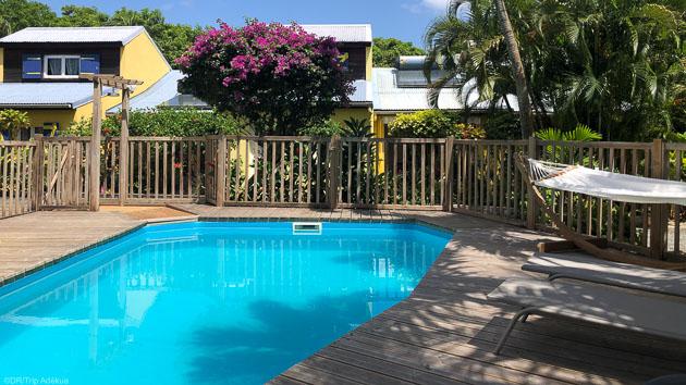 Votre maison avec piscine pour un séjour plongée de rêve en Guadeloupe