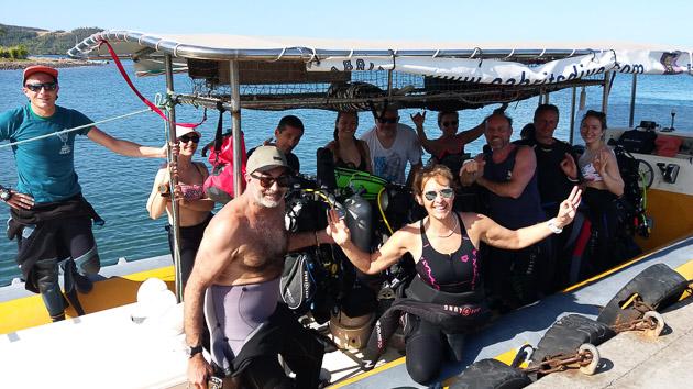 Un séjour plongée de rêve pour des immersions en mer des Caraïbes