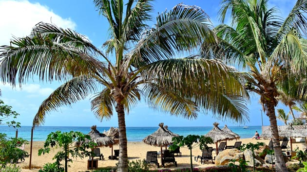 Votre hébergement tout confort pour un séjour plongée au Cap Vert