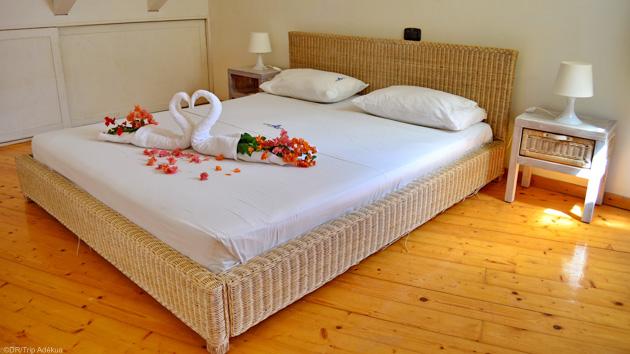 Un hébergement tout confort pour savourer votre séjour plongée
