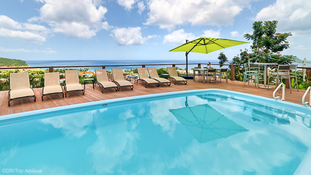 Votre hôtel 3 étoiles avec piscine pour un séjour plongée de rêve à La Dominique