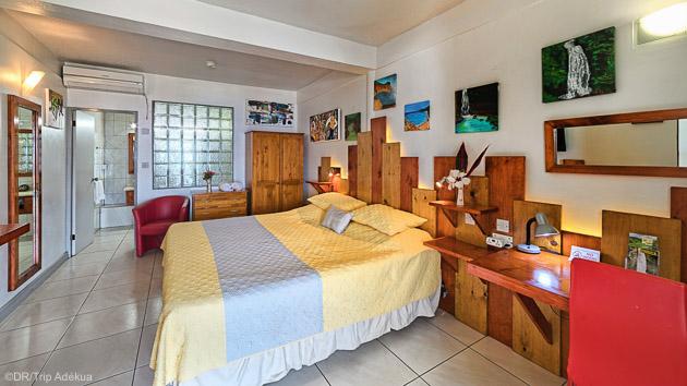 Profitez de tout le confort de votre hôtel 3 étoiles pendant votre séjour plongée
