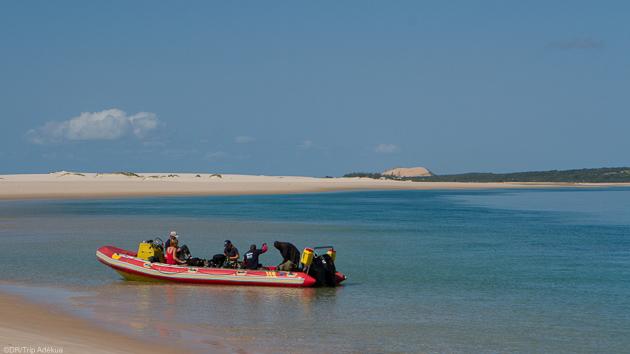 Votre séjour entre terre et mer au Mozambique