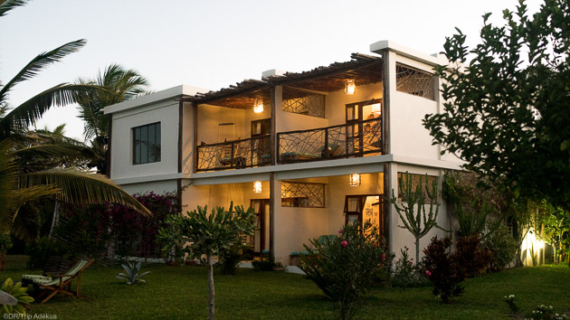 Votre maison d'hôte tout confort pour un séjour plongée au Mozambique