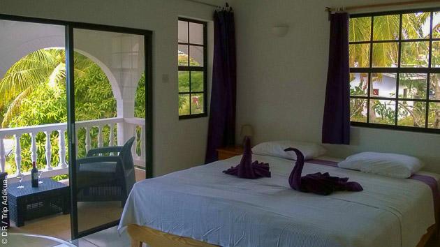 Votre appartement avec terrasse à deux pas de la plage aux Caraïbes
