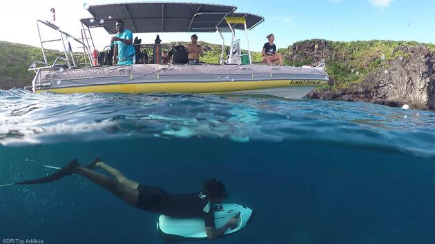 Un séjour idéal pour plonger à l'île Maurice