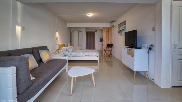 Votre hébergement en studio tout confort sur l'île Maurice