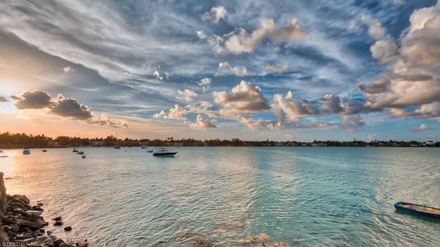 Votre studio tout confort face au lagon sur l'île Maurice
