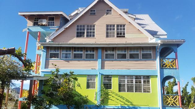 Votre maison typique des Caraïbes pour un séjour plongée de rêve