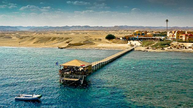 Des vacances plongée all inclusive en Egypte