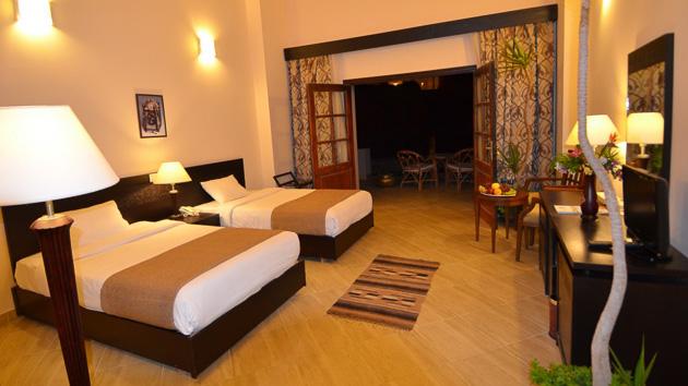 Votre hébergement tout confort pour un séjour plongée de rêve
