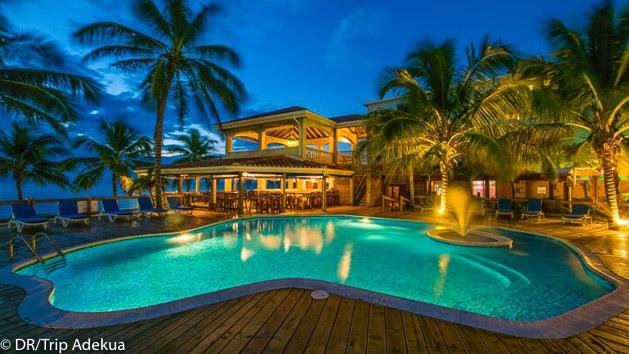 Votre hôtel tout confort pour votre séjour plongée au Belize
